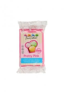 Fondant Pretty pink 250g