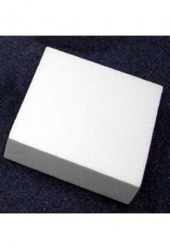 Dummy quadrat 10 cm H: 7,5 cm