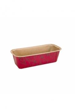 Cake 6 Stück rot 21,5x9cm