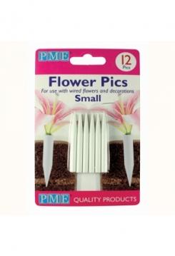 Blumen Halter small 12 Stück