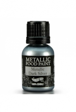 Metallic Dark Silver 25ml