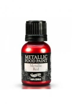Metallic Red 25ml