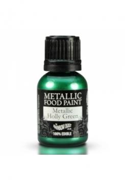 Metallic Holly Green 25ml
