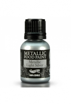 Metallic Light Silver 25ml
