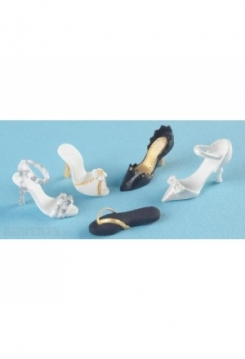 Frankly Sweet Schuh Set/Buch